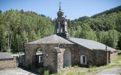 Santa María de Lamas de Moreira